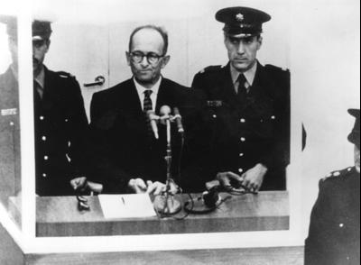 Суд над Адольфом Эйхманом