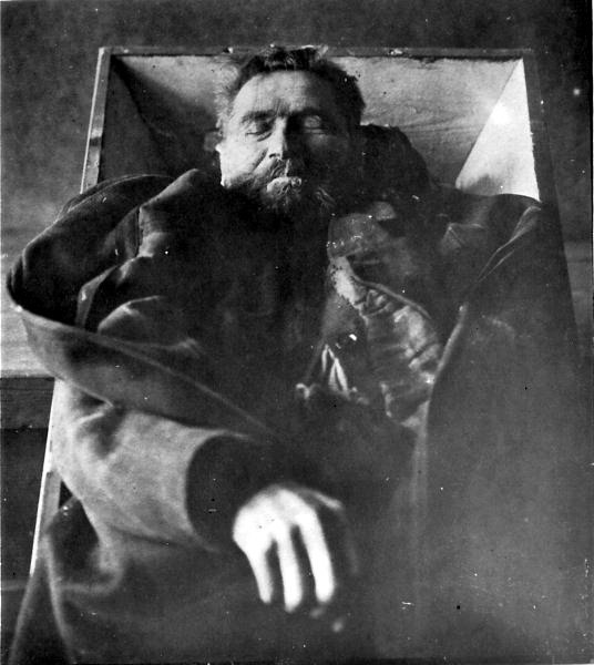 Единственная известная фотография немецкого серийного убийцы Карла Денке